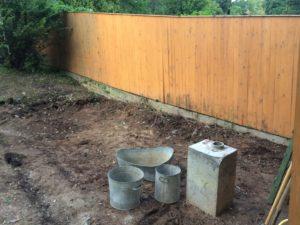 После демонтажа и вывоза строительного мусора
